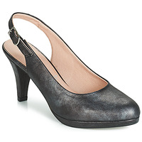 Shoes Women Heels Dorking 7119 Black