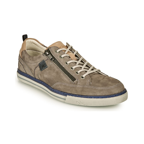 Shoes Men Low top trainers Fluchos QUEBEC Grey