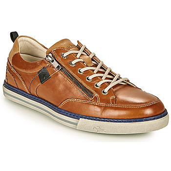 Shoes Men Low top trainers Fluchos QUEBEC Brown