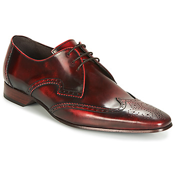 Shoes Men Derby Shoes Jeffery-West ESCOBAR Red
