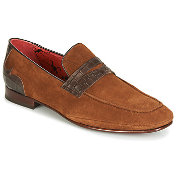 Shoes Men Loafers Jeffery-West  Brown