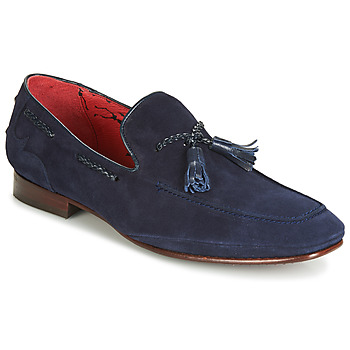 Shoes Men Loafers Jeffery-West  Navy