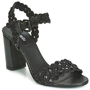Shoes Women Sandals Mimmu 567Z14 Black