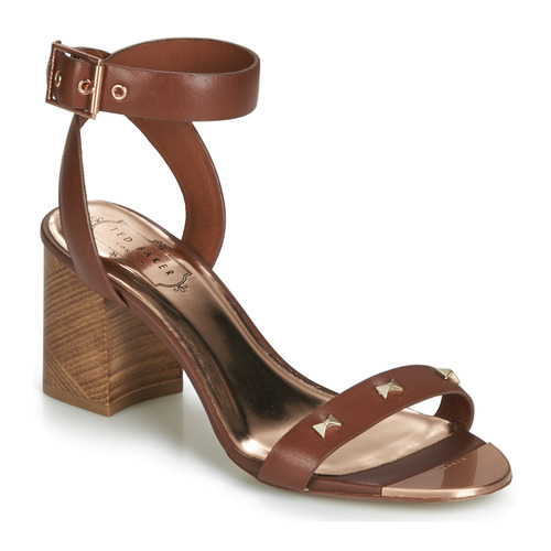399410ef63bae9 Ted Baker BIAH Brown - Free delivery with Spartoo UK ! - Shoes ...
