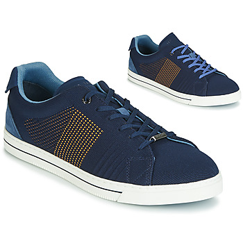 Shoes Men Low top trainers Ted Baker PLOWNS Navy