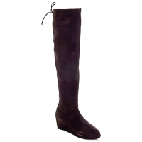 Shoes Women Thigh boots Etro NEFER Brown