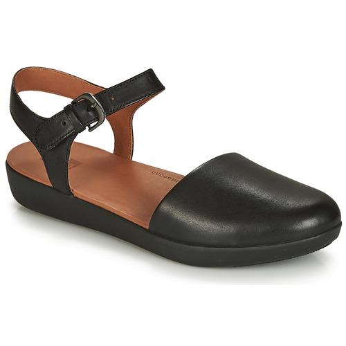 Shoes Women Sandals FitFlop COVA II  black
