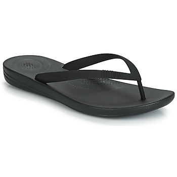 Shoes Men Flip flops FitFlop IQUSHION  black