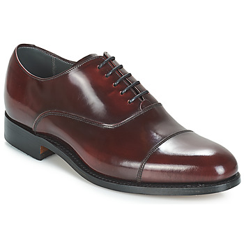 Shoes Men Brogues Barker WINSFORD Brown