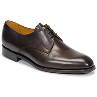 Shoes Men Brogues Barker ST AUSTELL Brown