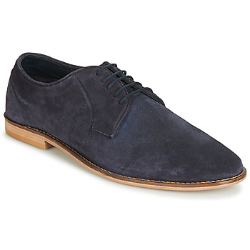 Shoes Men Derby Shoes Frank Wright FINLAY Blue