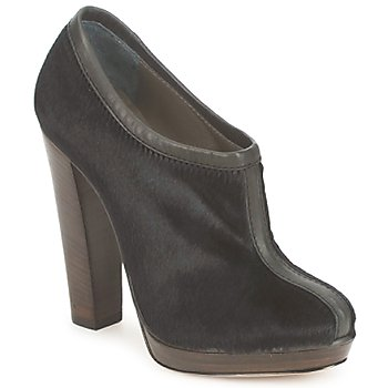 Shoes Women Shoe boots Kallisté BOTTINE 5950 Black