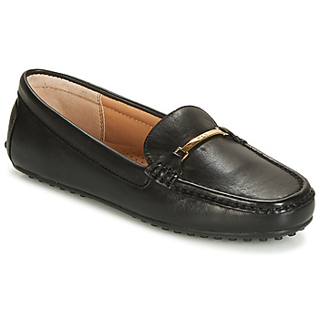 Shoes Women Loafers Lauren Ralph Lauren BRIONY Black