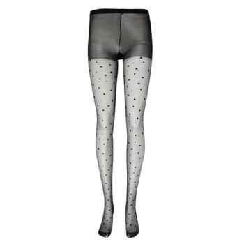 Clothes accessories Women Socks André PLUMETIS Black