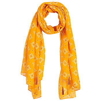Clothes accessories Women Scarves / Slings André TATIANA Yellow
