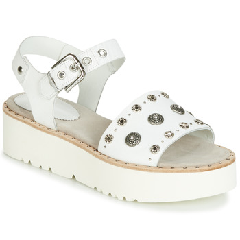 Shoes Women Sandals Fru.it 5435-475 White