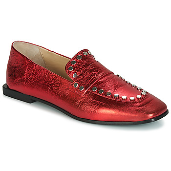 Shoes Women Loafers Fru.it 5307-586 Red