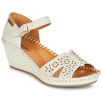 Shoes Women Sandals Pikolinos MARGARITA 943 White