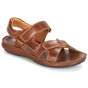 Shoes Men Sandals Pikolinos TARIFA 06J Camel