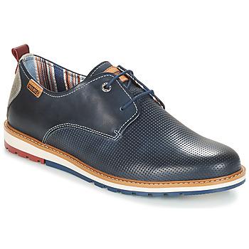 Shoes Men Derby Shoes Pikolinos BERNA M8J Blue