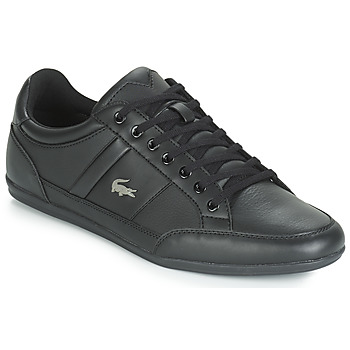 Shoes Men Low top trainers Lacoste CHAYMON BL 1 Black