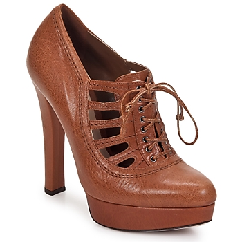 Shoes Women Shoe boots Sebastian AYCU Brown