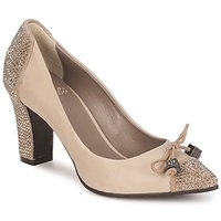 Shoes Women Heels Fabi PASQUA Beige