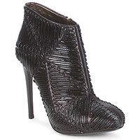 Shoes Women Ankle boots Roberto Cavalli QPS566-PN018 Black