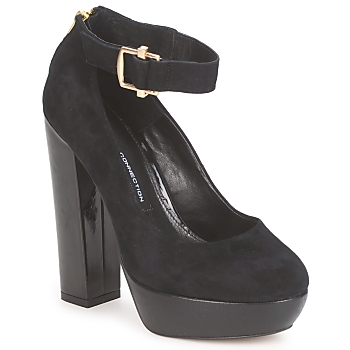 Shoes Women Heels French Connection JUINES Black
