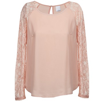 Clothing Women Tops / Blouses Vero Moda REAL Pink