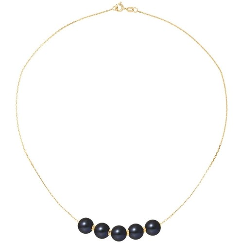 Watches & Jewellery  Women Necklaces Blue Pearls BPS K034 W Multicolored