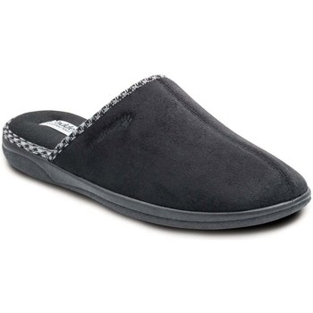 Shoes Men Slippers Padders Luke Mens Mule Slippers black