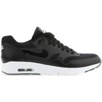 Shoes Women Low top trainers Nike Air Max 1 Ultra 704993-009 black