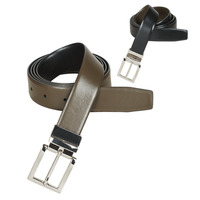 Clothes accessories Men Belts André VICTOR Kaki