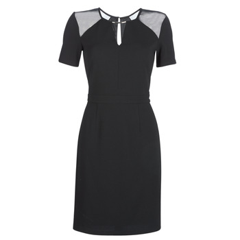 Clothing Women Short Dresses Morgan RLUNA Black