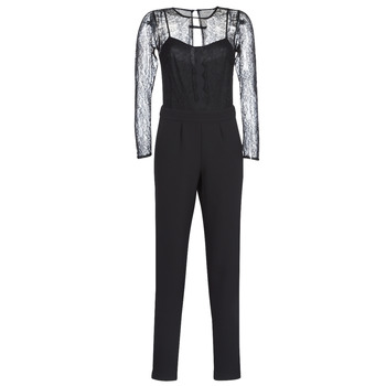 Clothing Women Jumpsuits / Dungarees Morgan PALICE Black