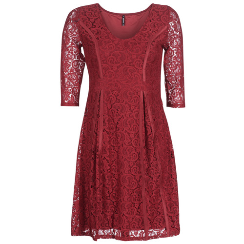 Clothing Women Short Dresses Smash CADENCE Red