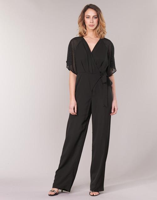 Clothing Women Jumpsuits / Dungarees Smash BLAKELY Black