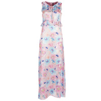 Clothing Women Long Dresses Smash ISABELA Pink