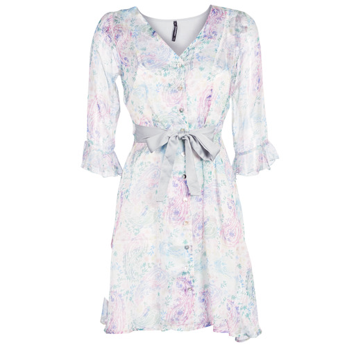 Clothing Women Short Dresses Smash MALLORY White
