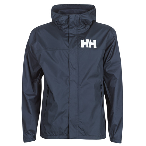 Clothing Men Macs Helly Hansen ACTIVE 2 JACKET Marine