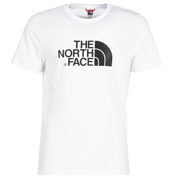 Clothing Men Short-sleeved t-shirts The North Face MEN'S S/S EASY TEE White