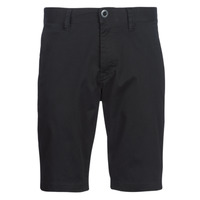 Clothing Men Shorts / Bermudas Volcom FRCKN MDN STRCH SHT Black