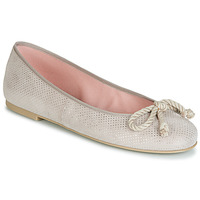 Shoes Women Flat shoes Pretty Ballerinas PREGONDA Grey