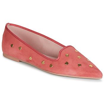 Shoes Women Flat shoes Pretty Ballerinas MAHA Pink