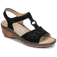 Shoes Women Sandals Ara KEY-WE Black