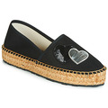 Shoes Women Espadrilles Love Moschino