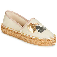 Shoes Women Espadrilles Love Moschino JA10243G07 Beige