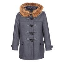 Clothing Women Coats Casual Attitude HAIELL Grey