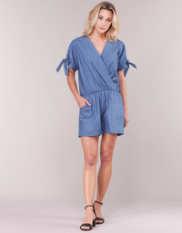 Clothing Women Jumpsuits / Dungarees Molly Bracken MOLLIOTETTE Blue